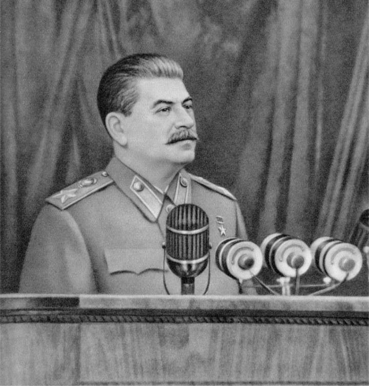 Staline en 1946