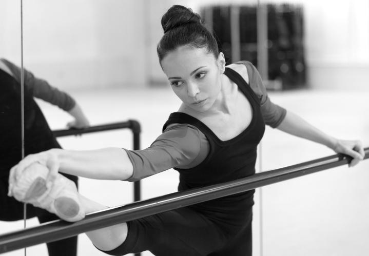 La ballerine Diana Vishneva