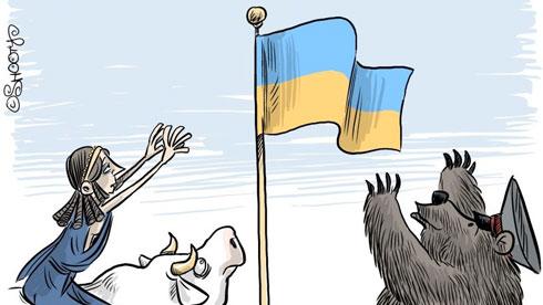 """""""Partenariat oriental : Poutine a tout faux en Ukraine"""" (The financial Times, le 3 décembre)"""