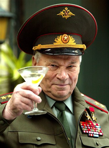 MikhaïlTimofeïevitch Kalachnikov