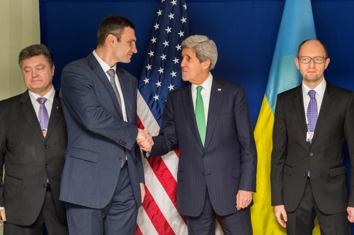 MSC_2014_Klychko-Kerry-Yatsenyuk_Mueller_MSC2014