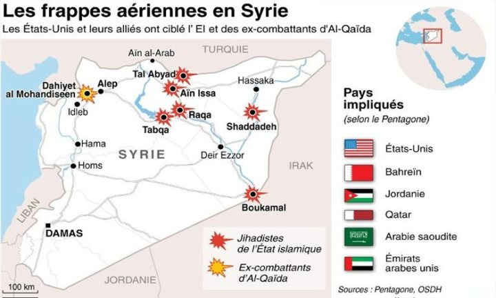 Frappes_Syrie_Usa_Russie